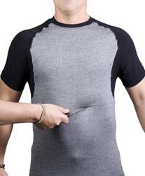 MTP Schnittschutz Shirt kurzarm