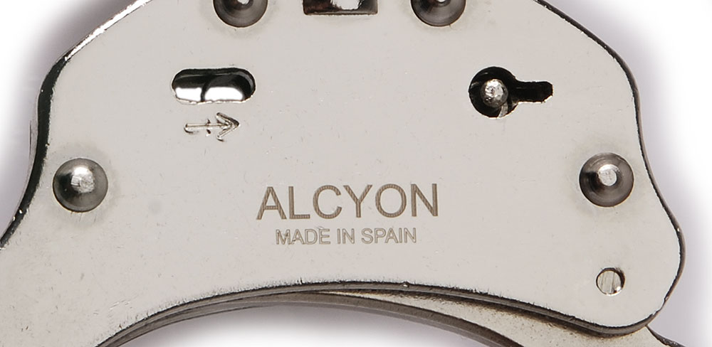 Alcyon Double Lock