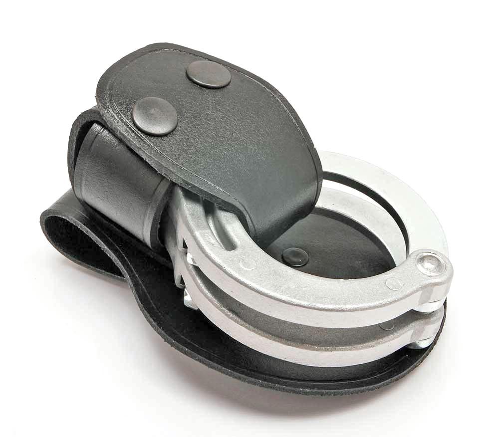 Schnellverschluss mit Schutzplatte für Handfessel TCH 850 852 oder Deutsche Polizei
