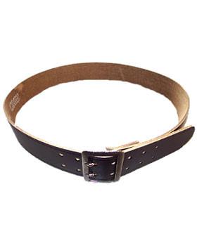 Dickel Ledergürtel Lederkoppel mit 45 mm Breite